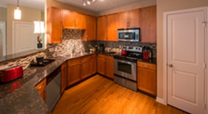 Kitchen at Listing #145157