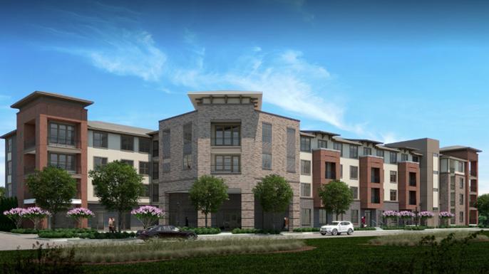 Overture Flower Mound Apartments