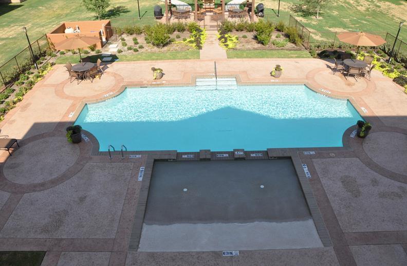 Pool at Listing #227272