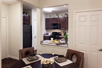 Dining/Kitchen at Listing #225951