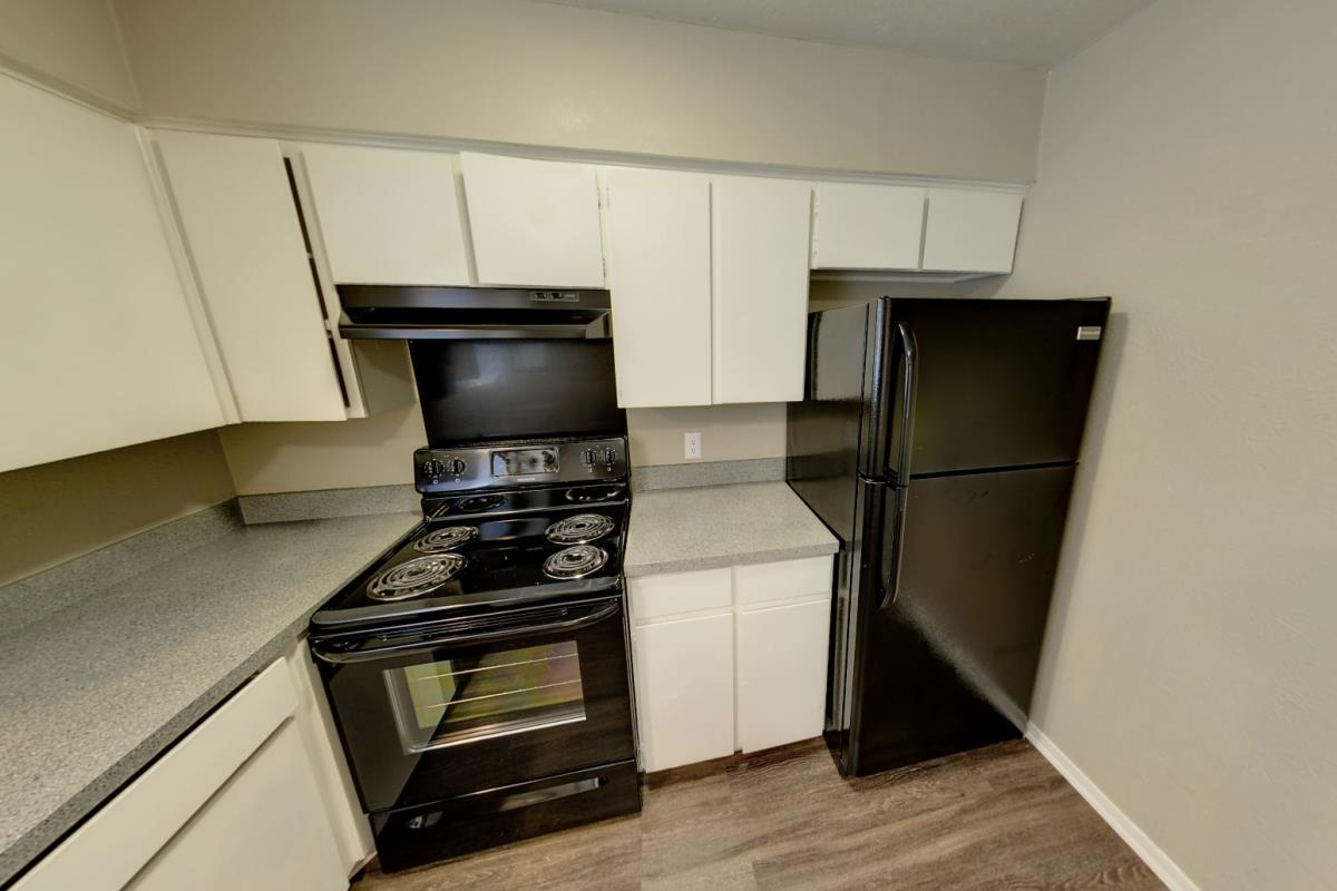 Kitchen 3x2 townhome at Listing #137550