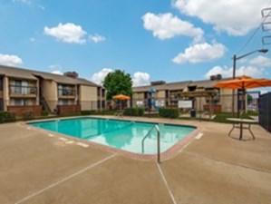 Pool at Listing #144499
