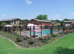Pool at Listing #136172