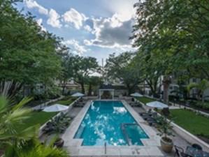 Pool at Listing #138776