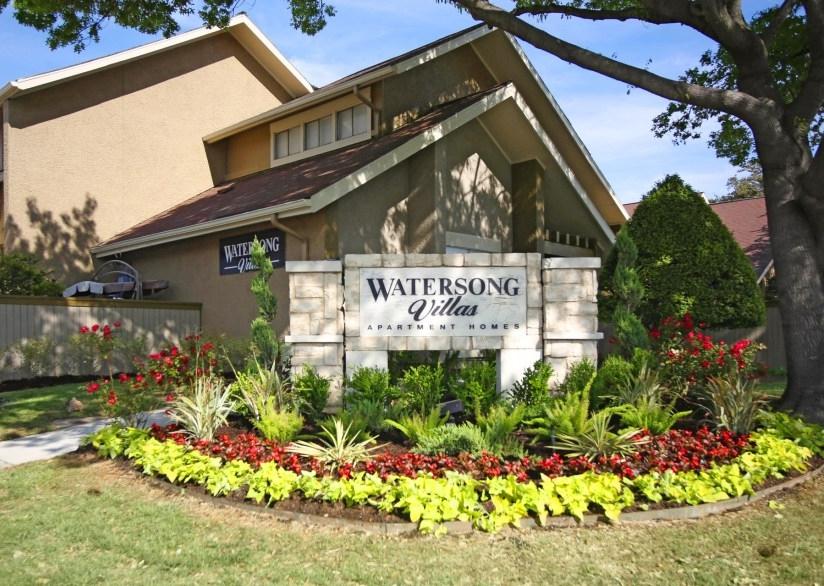 Watersong Villas Apartments Dallas TX