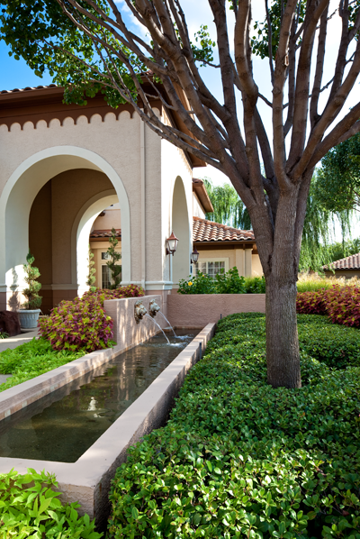 Courtyard at Listing #137764