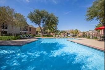 Pool at Listing #135874