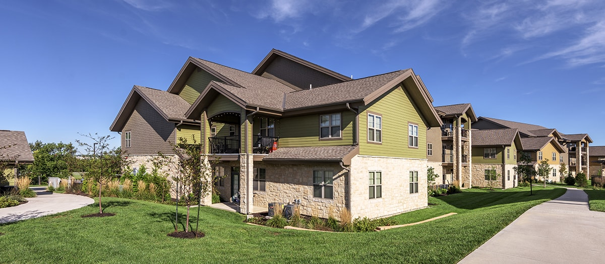 Colonial Grand at Onion Creek Apartments Austin TX