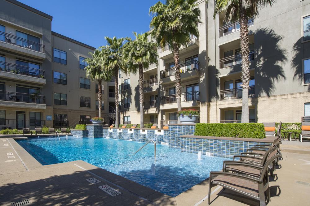 Pool at Listing #150598