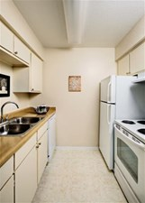 Kitchen at Listing #138348