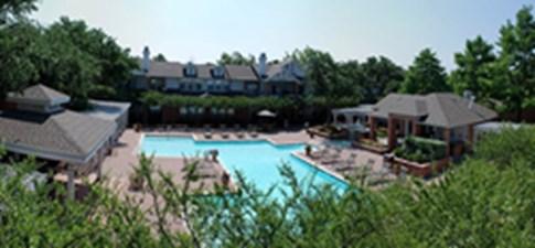 Pool at Listing #135987
