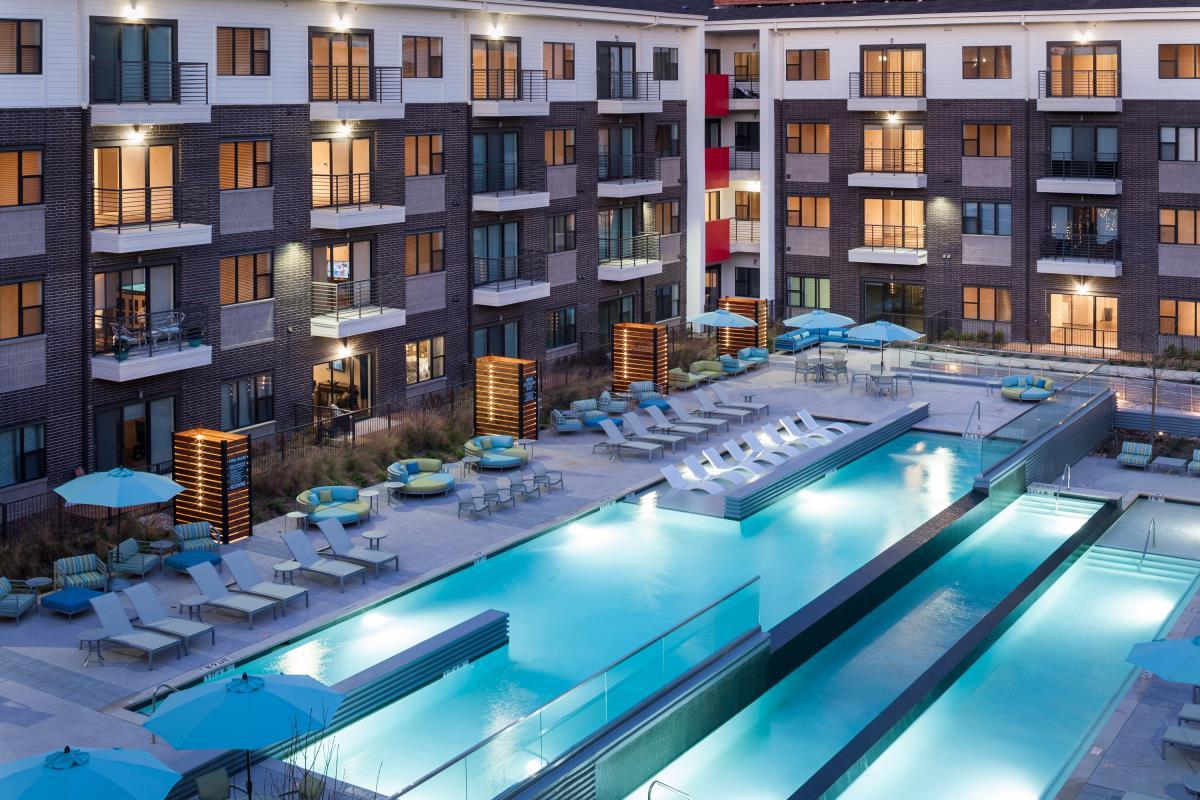 Pool at Listing #152257