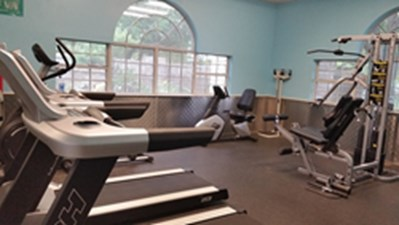 Fitness Center at Listing #137692