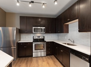 Kitchen at Listing #147805