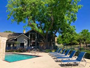 Pool at Listing #140497