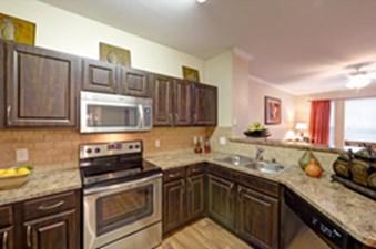 Kitchen at Listing #137698