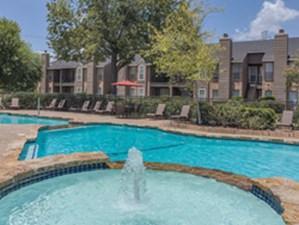 Pool at Listing #138917
