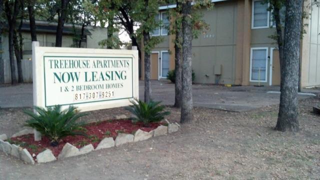 Treehouse Apartments Arlington TX