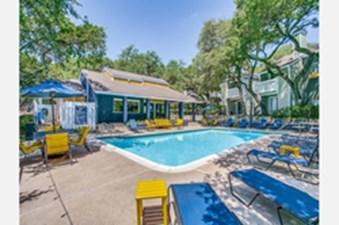 Pool at Listing #140927