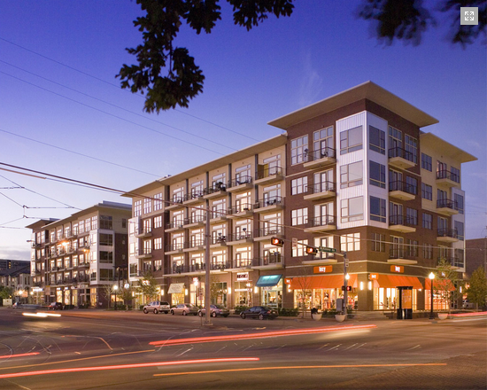 West Village Uptown Apartments Dallas, TX
