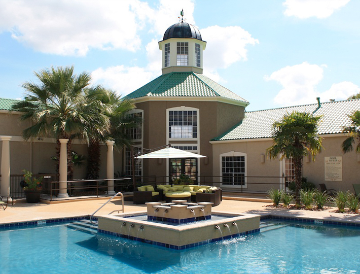 Pool at Listing #140973
