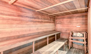 Sauna at Listing #138907