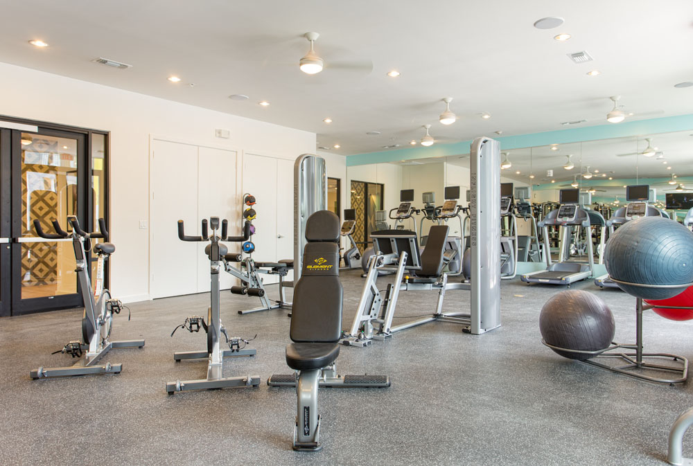 Fitness at Listing #226441
