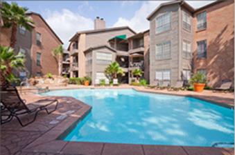 Pool at Listing #138626