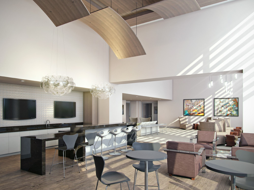 Clubhouse at Listing #236578
