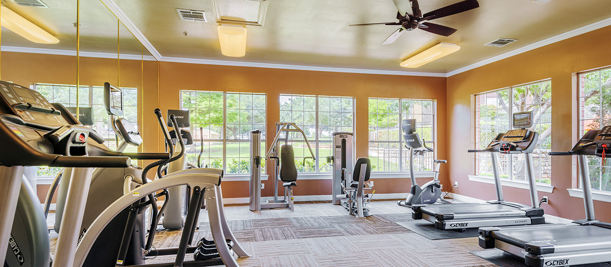 Fitness at Listing #137637
