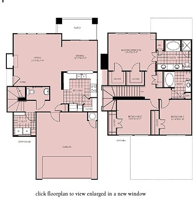 1,637 sq. ft. Melbourne floor plan