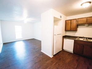 Living/Kitchen at Listing #213345