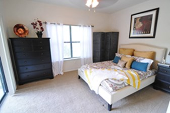 Bedroom at Listing #140547