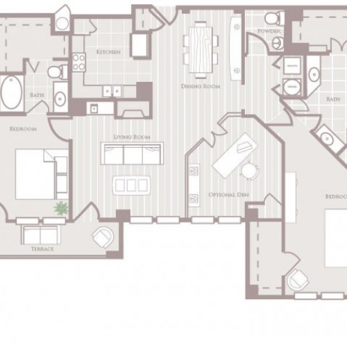 1,886 sq. ft. floor plan