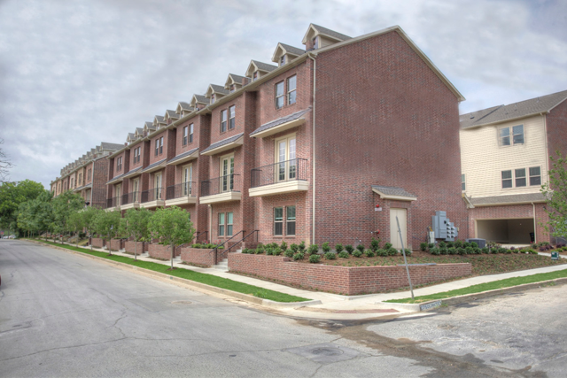 Townhomes on Cantey Fort Worth TX