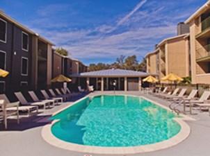 Pool at Listing #140562