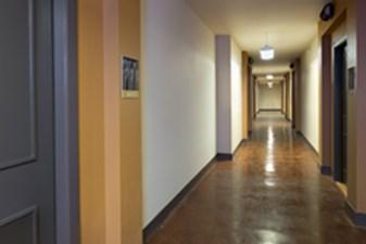 Hallway at Listing #154069