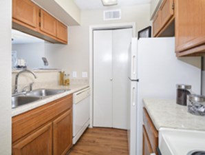 Kitchen at Listing #140458