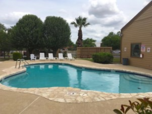 Pool at Listing #140229