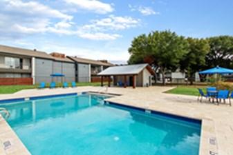 Pool at Listing #136115