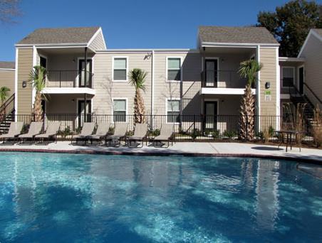 Pool at Listing #139877