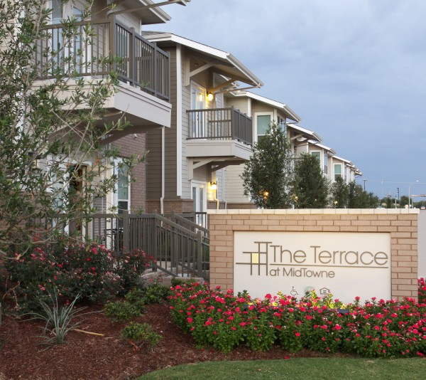 Terrace at MidTowne Apartments Midlothian TX