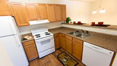 Kitchen at Listing #240374