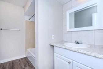 Bathroom at Listing #139598
