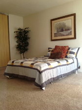 Bedroom at Listing #224849