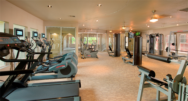 Fitness at Listing #138766