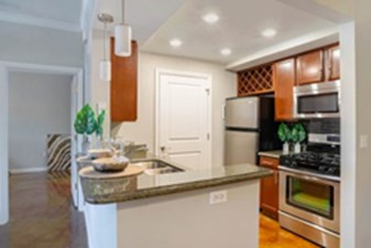 Kitchen at Listing #151583