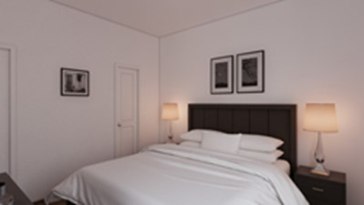 Bedroom at Listing #305770