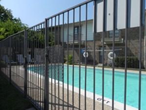 Pool at Listing #137798