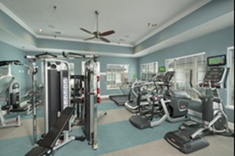 Fitness Center at Listing #280423